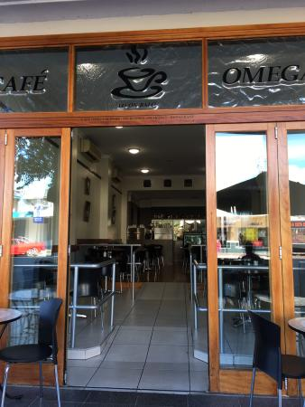 Cafe Omega - Tourism TAS