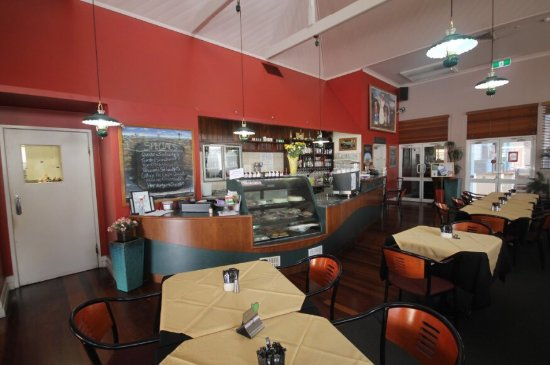 Henry's Cafe and Restaurant - Tourism TAS