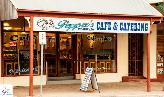 Peppers Cafe  Catering - Tourism TAS