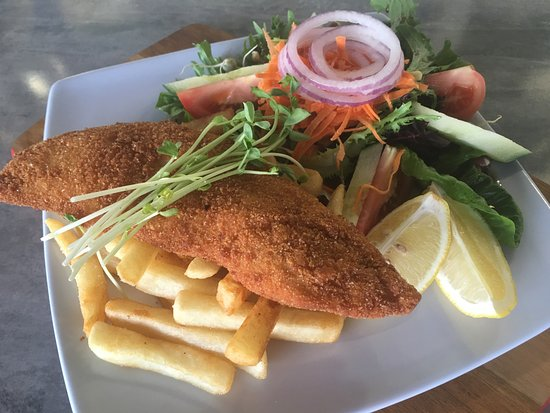 Cedar Park Fish and Chips - Tourism TAS