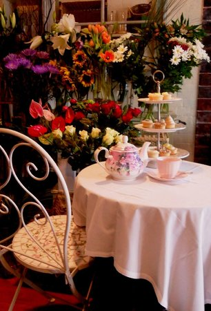 Laidley Florist and Tea Room - Tourism TAS