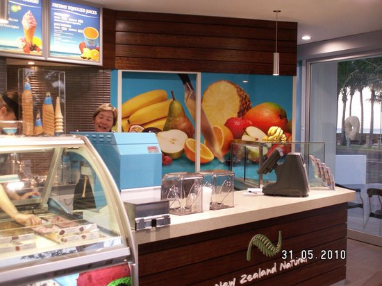 New Zealand Ice Creamery - Tourism TAS