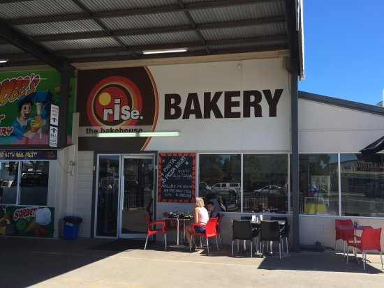 Rise The Bakehouse Biloela - Tourism TAS