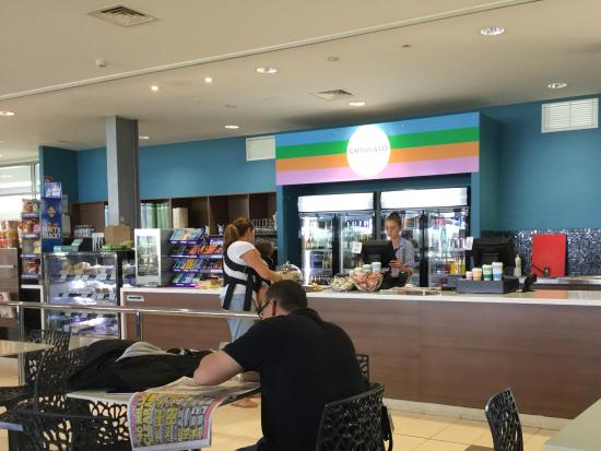 Whitsunday Coast Airport Cafe - Tourism TAS