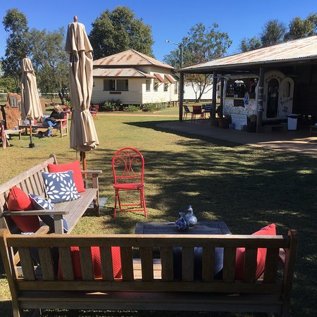 Rolleston Coffee Cart - Tourism TAS