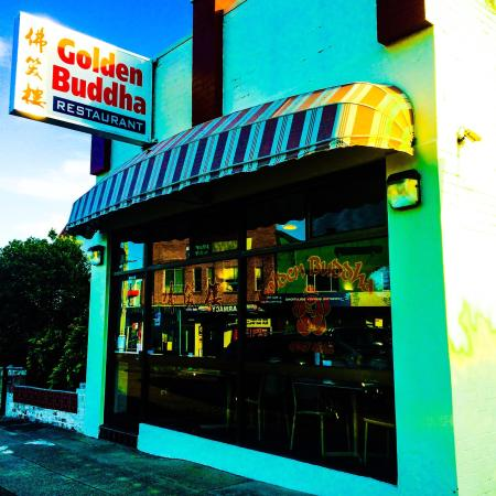 The Golden Buddha - Tourism TAS