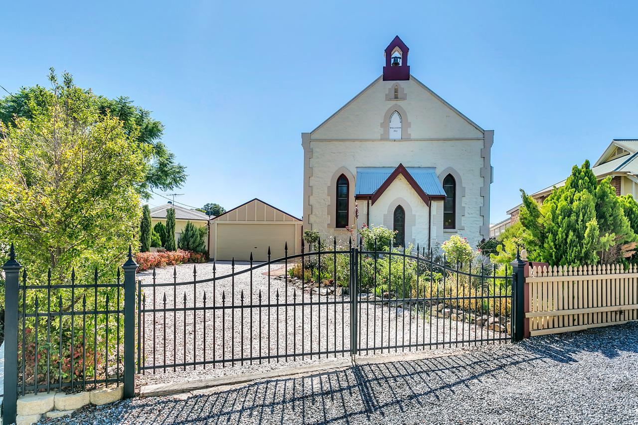 The Church - Gawler - Tourism TAS
