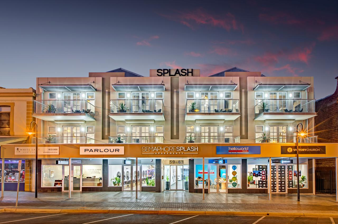 Semaphore Splash Apartments - Tourism TAS