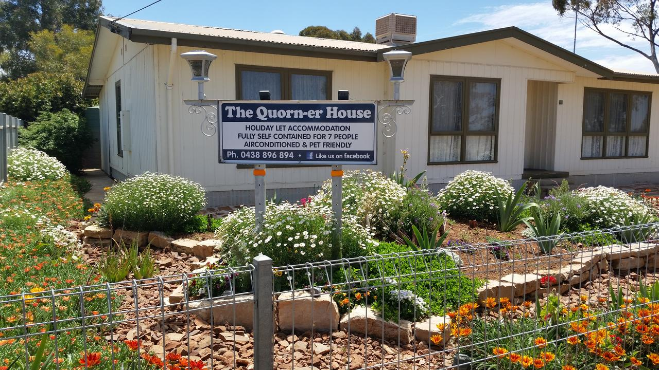 The Quorn-er House - Tourism TAS
