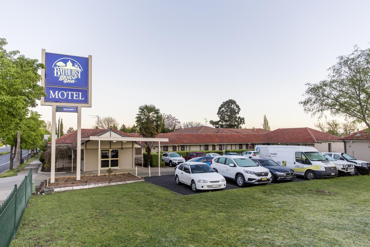 Bathurst Motor Inn - Tourism TAS