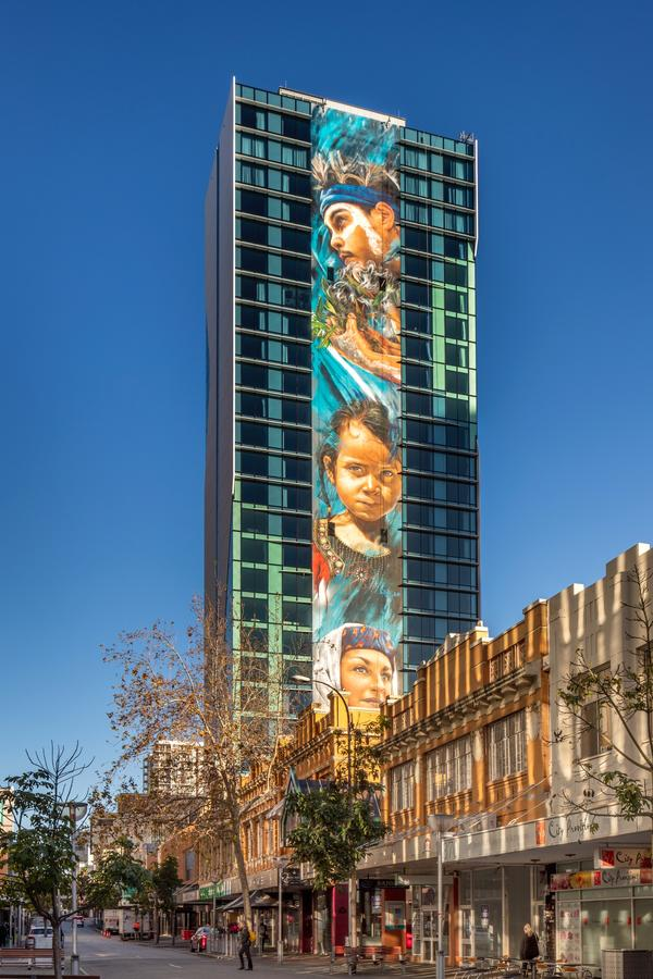 Art Series - The Adnate - Tourism TAS