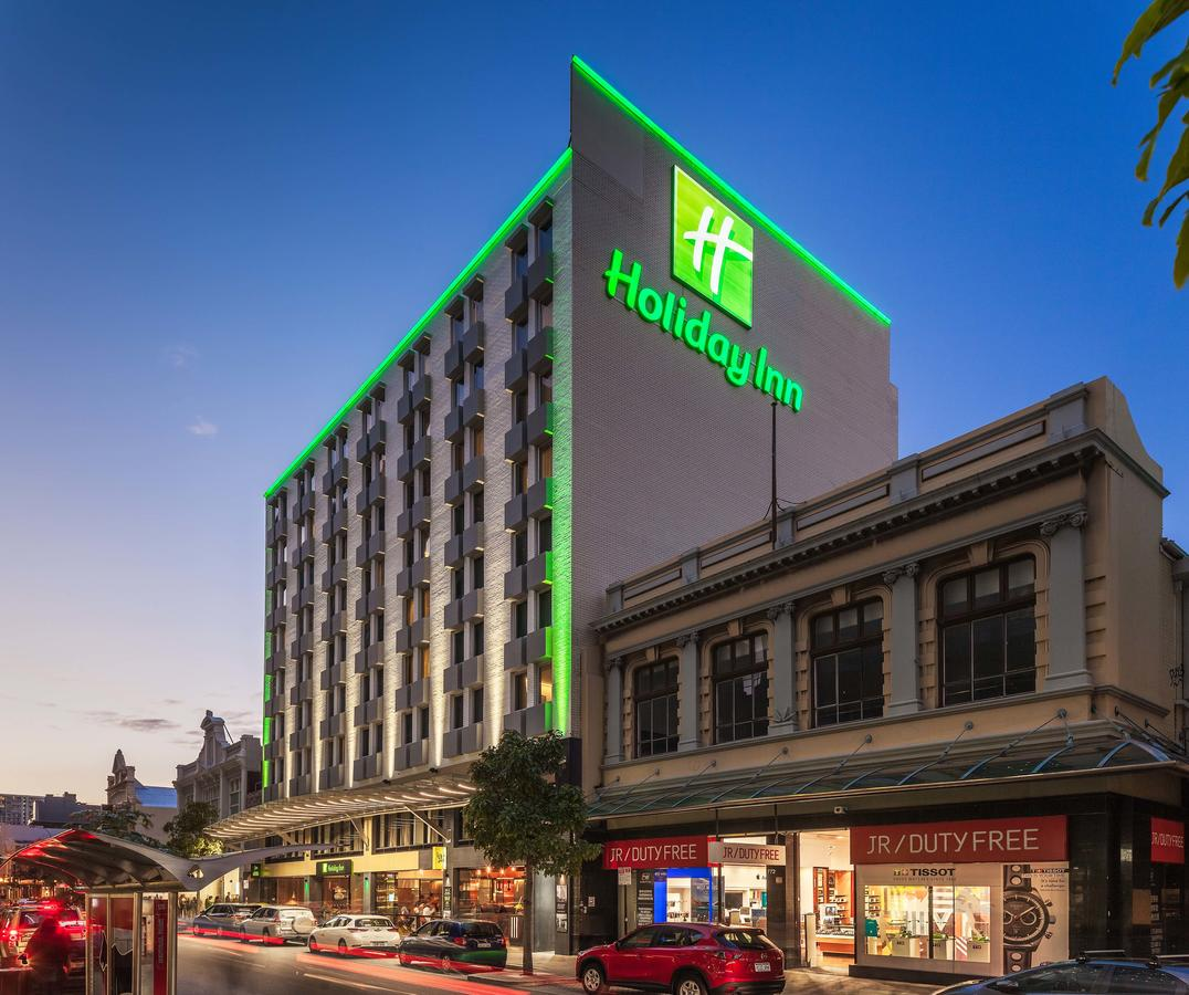 Holiday Inn Perth City Centre - Tourism TAS
