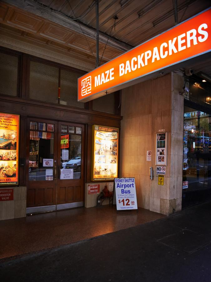 Maze Backpackers - Sydney - Tourism TAS