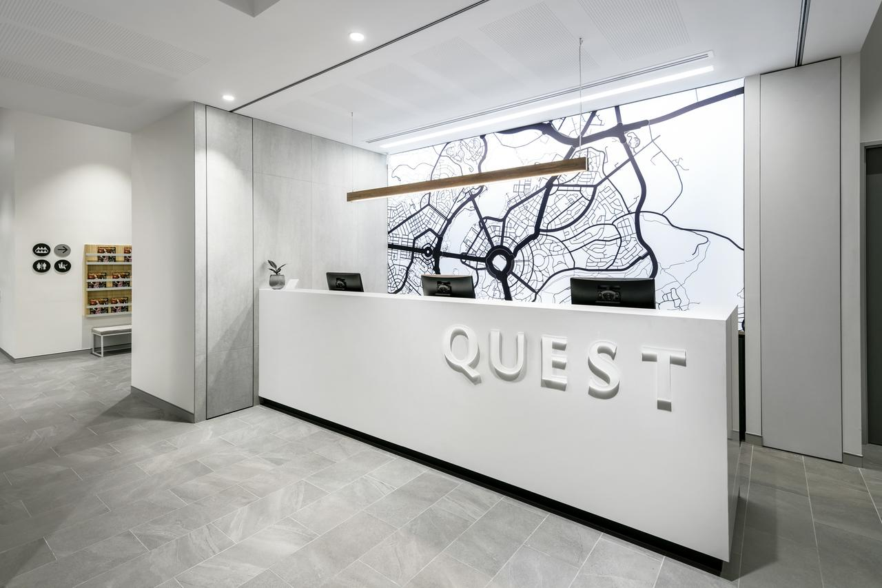 Quest Canberra City Walk - Tourism TAS