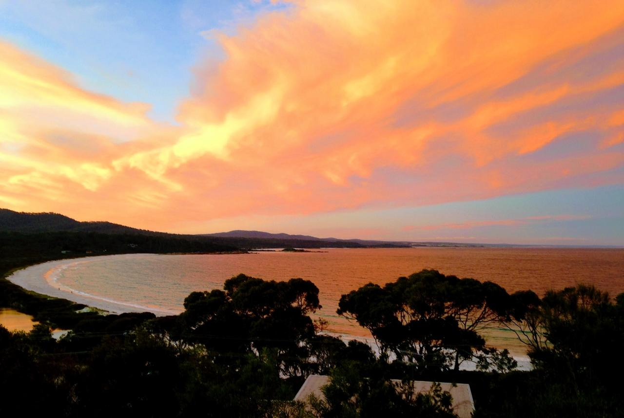 DOLPHIN LOOKOUT COTTAGE - amazing views of the Bay of Fires - Tourism TAS