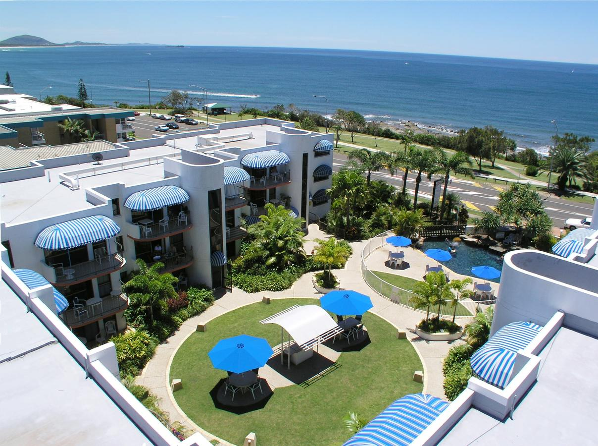 Headland Tropicana Resort - Tourism TAS