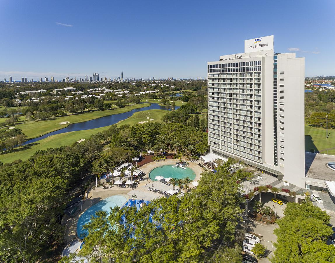 RACV Royal Pines Resort Gold Coast - Tourism TAS