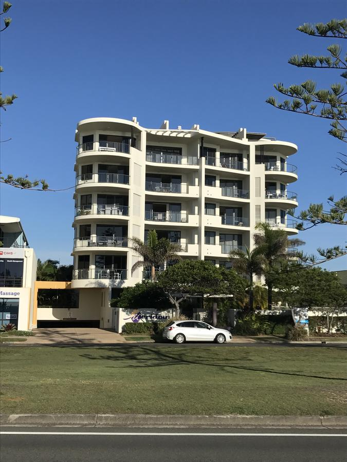 Meridian Alex Beach Apartments - Tourism TAS